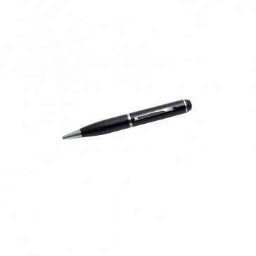 Black and Silver Pen DVR 8GB