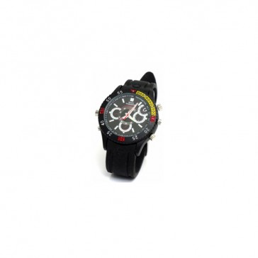 Black and Yellow Watch 4GB