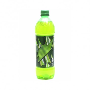 Bush Baby Soda Bottle Green 10 Hours