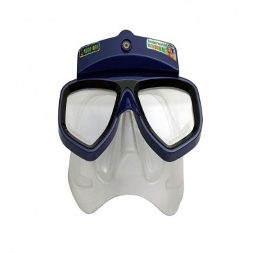 Dive Mask & Snorkel Kit with Underwater Camera