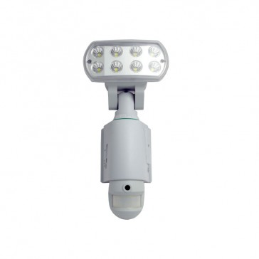 LED Motion-Detecting Floodlight