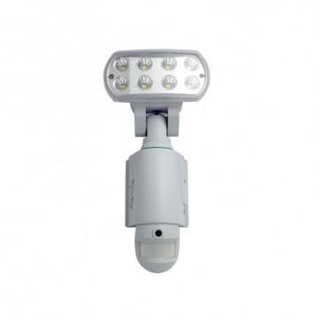 LED Motion-Detecting Floodlight