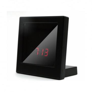 Mirror Clock Hidden Camera