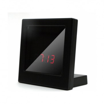 Mirror Clock Hidden Camera