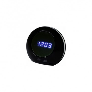 Modern Digital Clock Hidden Camera without Motion Detection