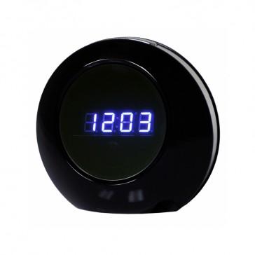 Modern Digital Clock Hidden Camera