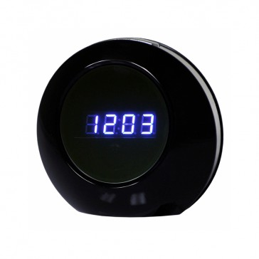 Modern Digital Clock Hidden Camera