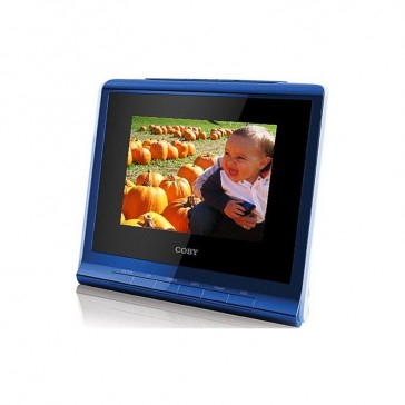 Recording Digital Picture Frame 16GB - Blue Frame
