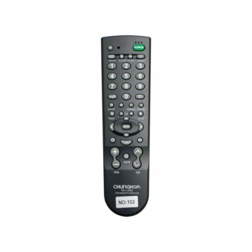 TV Remote Hidden Camera 8GB