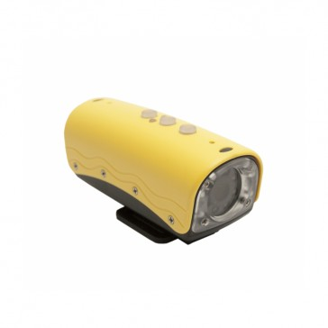 Weatherproof Sports Camera with Night Vision