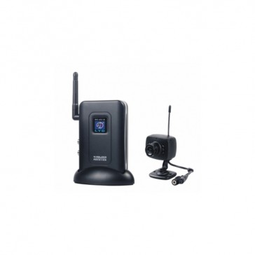Wireless Digital Camera with Boosted Range