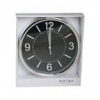 Bush Baby Silver Clock 10 Hours