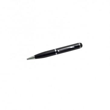 Black and Silver Pen DVR 8GB