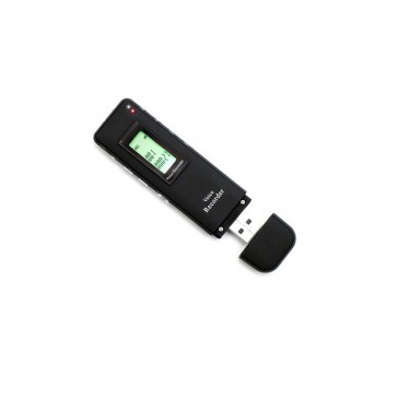Black Telephone Conversation Recording Device 2GB