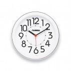 Bush Baby White Clock 10 Hours
